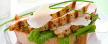 Image de Marinated chicken breasts